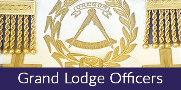 Oregon Grand Lodge Officers